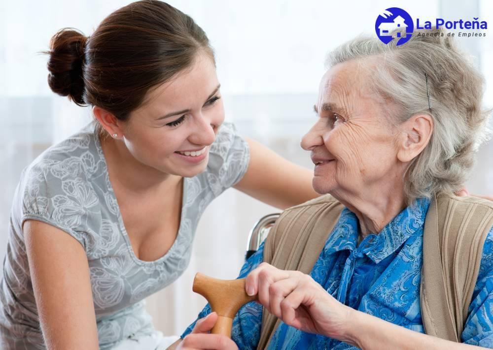 ¿Cómo elegir una cuidadora de ancianos?