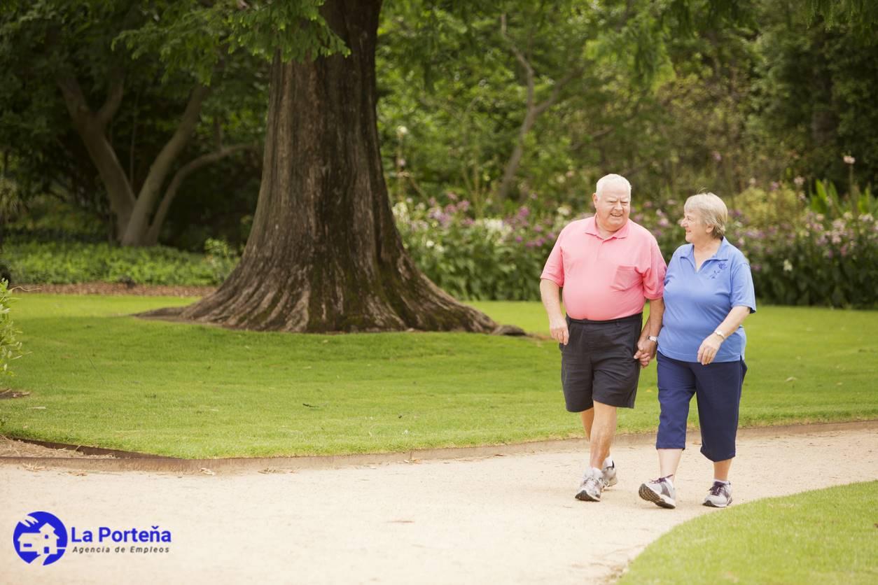 7 actividades de verano para adultos mayores