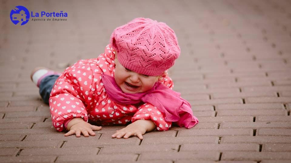 ¿Qué hacer en caso de caídas de bebés?
