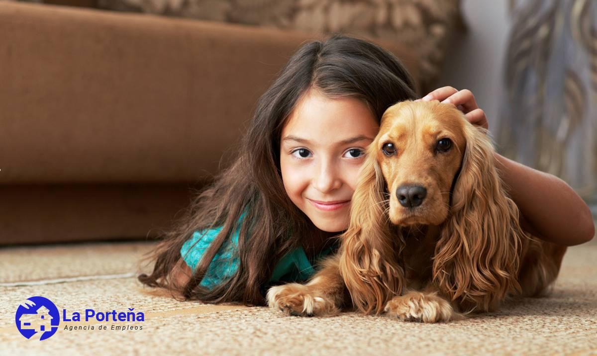 Mascotas y niños: Cosas que debes tener en cuenta