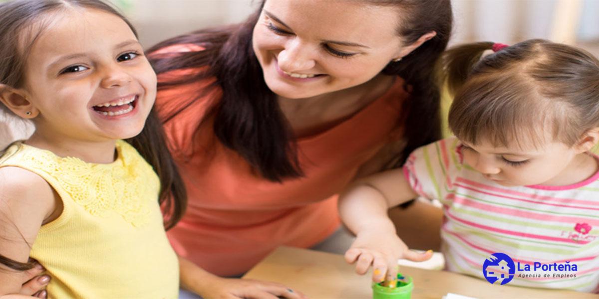 5 cualidades imprescindibles de una buena niñera o nana