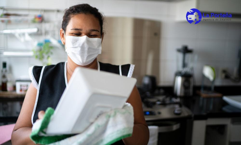 Ley de trabajadoras del hogar: Contrato laboral