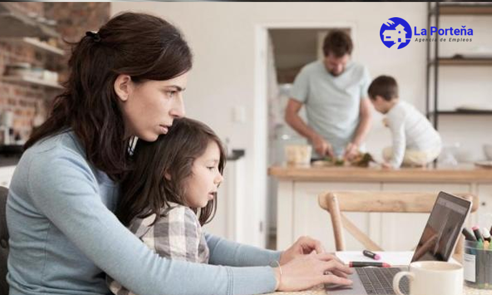 10 tips para trabajar desde casa sin descuidar a tu familia